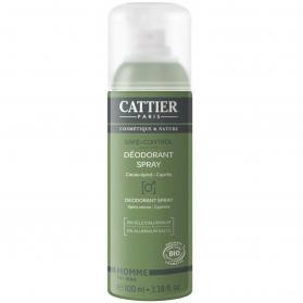 Cattier Hombre desodorante...