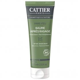 Cattier Hombre bálsamo para después del afeitado 75 ml CAT099