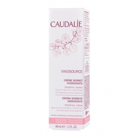 Caudalíe Vinosource crema sorbete hidratante 40 ml