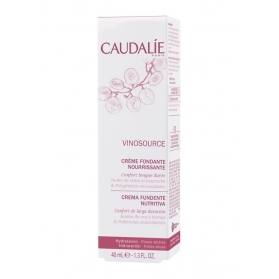 Caudalíe Vinosource crema fundente nutritiva 40 ml