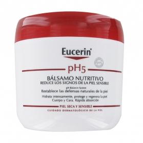 Eucerin pH5 Skin Protection bálsamo nutritivo piel sensible 450 ml