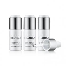 Filorga C-Recover concentrado iluminador 3x10 ml