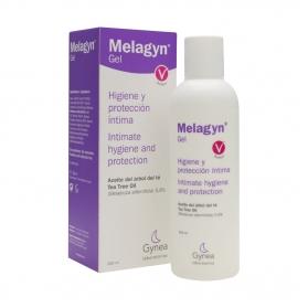 Melagyn gel íntimo 200 ml con árbol del Té y Betaínas