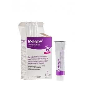 Melagyn hidratante vaginal gel mucoadhesivo + aplicador 60 gr