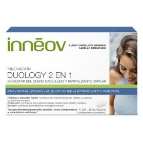 Inneov Duology 2 en 1 revitalizante 30 cápsulas