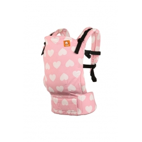 Tula Toddler baby carrier mochila ergonómica Love you so Much