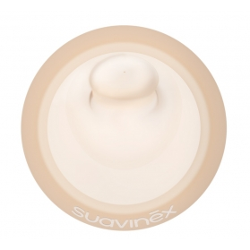 Suavinex tetina silicona anticólico flujo s