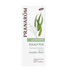 Pranarom esencia para difusor eucalypur 30 ml
