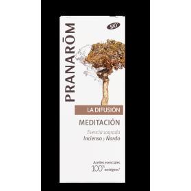 Pranarom esencia para difusor BIO Meditación Esencia Sagrada 30 ml