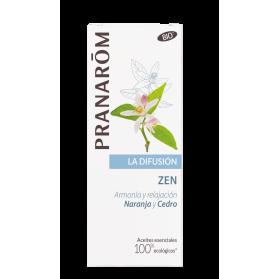 Pranarom esencia para difusor BIO Zen Armonía y Relajación 30 ml