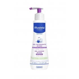 Mustela gel detergente higiene íntima infantil 200 ml