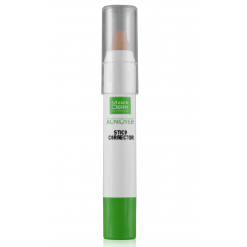 Martiderm acniover stick corrector 15 ml con salicílico y vitamina e