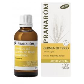 Pranarom Germen de Trigo aceite vegetal BIO 50ml