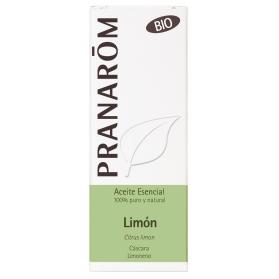 Pranarom Limón aceite vegetal BIO 10ml