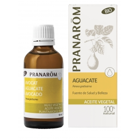 Pranarom Aguacate aceite vegetal BIO 50ml