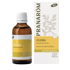 Pranarom Jojoba aceite vegetal BIO 50ml