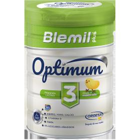 Blemil optimum 3 800 gr leche infantil de crecimiento