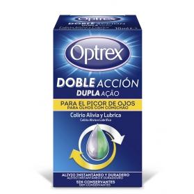 Optrex doble acción colirio picor ojos 10 ml