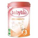 BabyBio 3 Crecimiento leche...