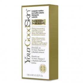 Your good skin limpiador nutritivo con toallita caliente 125 ml