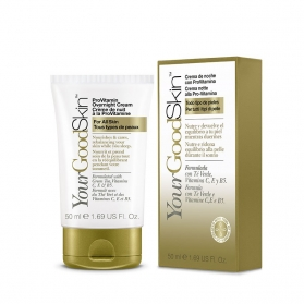 Your good skin crema de noche con provitamina 50 ml