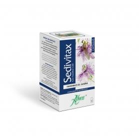 Aboca Sedivitax sueño y relax 30 cápsulas