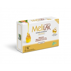 Aboca Melilax Pediatric microenemas antiestreñimiento 6x5gr