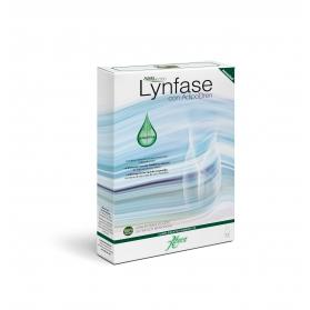 Aboca Lynfase Adelgacción concentrado fluido monodosis 12 frascos