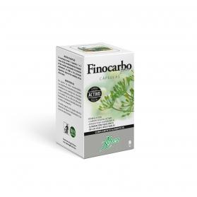 Aboca Finocarbo Plus Hinojo 50 cápsulas con Carbon Vegetal