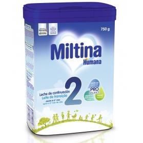 Miltina Probalance 2 Continuación 750 gr My Pack leche infantil