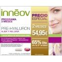 Inneov pre hyaluron alisa y rellena tripack 90 cápsulas + 90 comprimidos