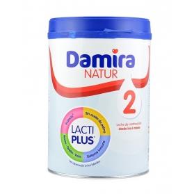 Damira Natur 2 800 gr leche infantil de crecimiento