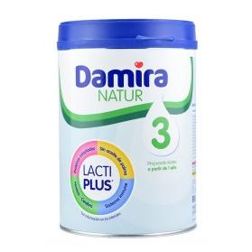 Damira Natur 3 800 gr leche infantil de crecimiento