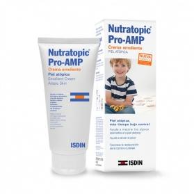Isdin Nutratopic Pro-Amp crema corporal emoliente 200 ml