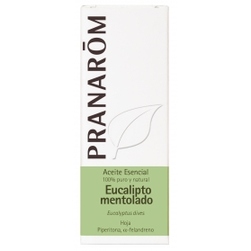 Pranarom aceite esencial eucalipto mentolado 10 ml
