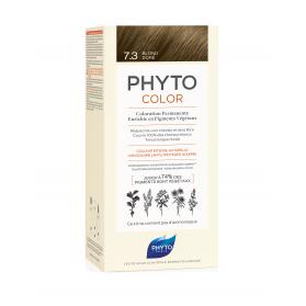 PhytoColor 7.3 Rubio Dorado tinte todo tipo de cabellos