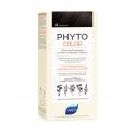Phyto color 4 castaño tinte para cabello con extractos vegetales