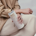 Equa botella de cristal mismatch piel collection beige 750 ml