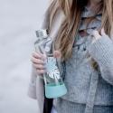 Equa botella de cristal urban collection monstera 550 ml