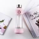 Equa botella de cristal active collection berry 550 ml