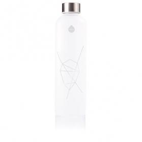 Equa botella de cristal mismatch white collection white 1000 ml