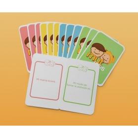 Mut kids el juego de las emociones preguntas emocionales 25 cartas