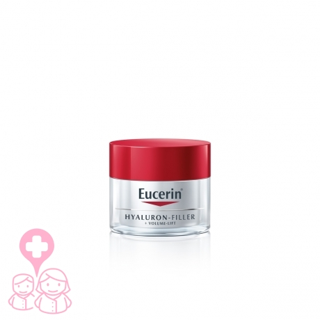 Eucerin Hyaluron-Filler+Volume-Lift SPF 15 Crema de Día piel normal mixta 50 ml