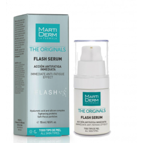 Martiderm The originals Flash sérum 15 ml con Hialurónico y Silicio