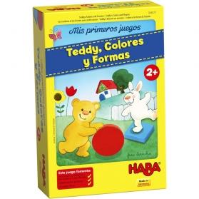 Haba mis primeros juegos teddy, colores y formas ref 304077