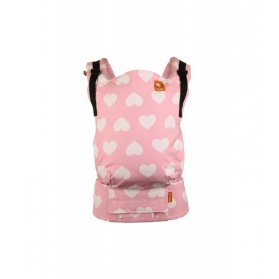 Tula free-to-grow baby carrier mochila ergonómica love you so much