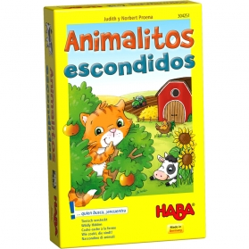 Haba animalitos escondidos ref 304251
