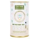 Cattier kit multi-masking argile arcilla blanca, rosa, verde y amarilla 40ml