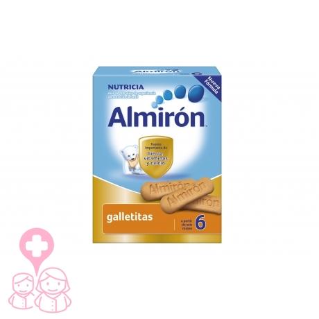 Almirón galletitas bib  180 g