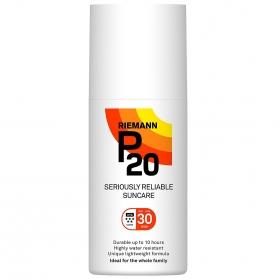 Riemann p20 spf 30 face protector solar facial 50 ml